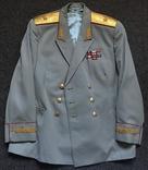 Китель генерал-майора СССР.