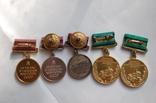 Комплект ВСХВ/ВДНХ: Большая золотая ВСХВ 1939г. + 3 серебро ВСХВ + много других на одного photo 9