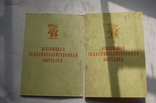 Комплект ВСХВ/ВДНХ: Большая золотая ВСХВ 1939г. + 3 серебро ВСХВ + много других на одного photo 12