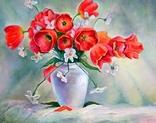 Тюльпаны ( копия лот № 2 )