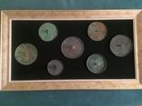 Коллекция зеркал скифского времени .