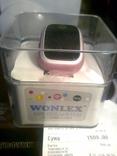 Детские GPS часы ТЕЛЕФОН Wonlex GW100 ОРИГИНАЛ. Полный родительский контроль!