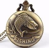 Карманные часы для рыбака (последние)
