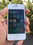 Apple iPhone 4 16Gb WHITE оригинал неверлок 60