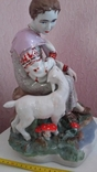 Аленушка с козленком., фото №4