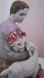 Аленушка с козленком., фото №11