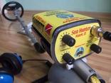 Подводный профессиональный металлоискатель