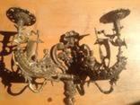 Светильник бра пара 1893 год, фото №5
