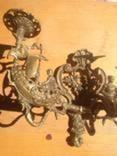 Светильник бра пара 1893 год, фото №6