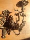 Светильник бра пара 1893 год, фото №8