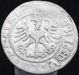 Півгрош 1529 р. м.д. Вільно (7) (дзеркальні N, V на аверсе, Іванаускас13 1S367-11(RRR)) photo 2