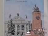 Львов..(Туристская схема, ГУГК 1976 год.) photo 8