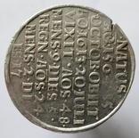 Посмертный талер Генрих Юлий, Брауншвейг-Вольфенбюттель, 1613г.. photo 2