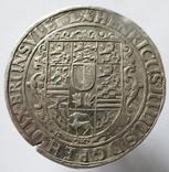 Посмертный талер Генрих Юлий, Брауншвейг-Вольфенбюттель, 1613г.. photo 5