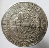 Посмертный талер Генрих Юлий, Брауншвейг-Вольфенбюттель, 1613г.. photo 6