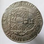 Посмертный талер Генрих Юлий, Брауншвейг-Вольфенбюттель, 1613г.. photo 8