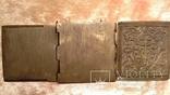 Складень Деисус. Избранные святые 19 века, фото №3