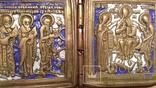 Складень Деисус. Избранные святые 19 века, фото №8
