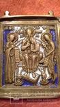 Складень Деисус. Избранные святые 19 века, фото №13