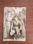 Очень старая почтовая карточка
