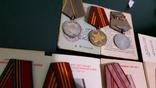 Медали с документами второй мировой, фото №4