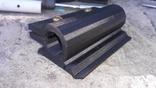Крепёж блока под локоть на металлоискатель Fisher cz-20 cz-21 1280-х
