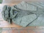 Куртка-спальнік солдат бундесвера 80-х