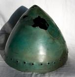 Шолом бронзовий 9-7 століття до н.е. photo 6