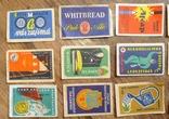 Импортные спичечные этикетки - 60 гг. photo 2