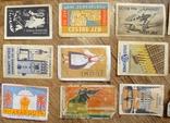 Импортные спичечные этикетки - 60 гг. photo 4