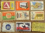Импортные спичечные этикетки - 60 гг. photo 5