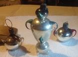 Самовар с чайниками ., фото №2