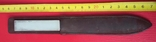 Нож из серебра 925 пробы Германия, фото №2