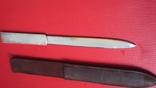 Нож из серебра 925 пробы Германия, фото №10
