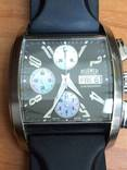 Roamer Chronograph automatic Competence Tonneau photo 1