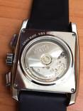 Roamer Chronograph automatic Competence Tonneau photo 5