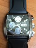 Roamer Chronograph automatic Competence Tonneau photo 8
