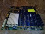 РАРИТЕТ Материнская плата 80386 с процессором 386DX-40 Mhz