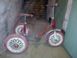 Велосипед децкий СССР