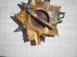 Орден Отечественной войны 1 ст.номер 4755 -подвесной. photo 7