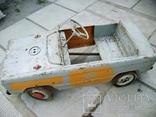 Педальная машинка photo 12