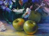 """""""Натюрморт с яблоками"""" х.м. 50х70 см. photo 6"""