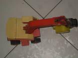 Экскаватор - игрушка  СССР, фото №4