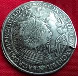 Ефимок 1655 с признаком Георга Вильгема photo 3