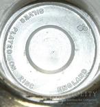 Оригинальный подсвечник. Цинк. Серебрение. Клеймо. Англия. (0048) photo 7