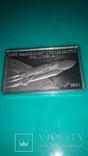 Слиток Первый пилотированый полет космического корабля Columbia серебро 925