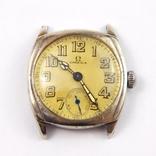 Часы Omega Серебряные 30х годов Швейцарские в хорошем состоянии