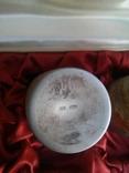 Набор серебрянных рюмочек photo 3