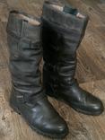 Зимние кожаные сапоги Human Nature waterproof разм.41 photo 4