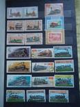 Почтовые марки 500+ шт СССР и страны мира photo 2